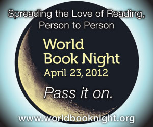 6 Benefits of Reading for Yourself - World Book Night is April 23 (1/2)