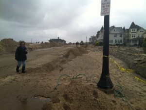 Aftermath of Sandy; Reports From Two New Jersey Towns (5/6)