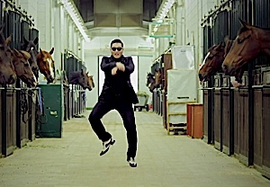 gangnam style stable