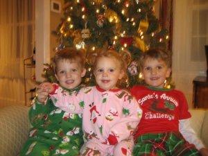 Kids Christmas 2009