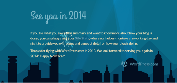 see you in 2014