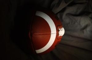 dark football