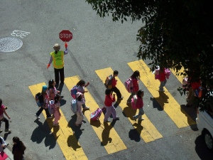 kids crossing guard