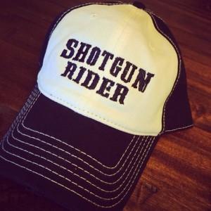 Shotgun Rider baseball cap