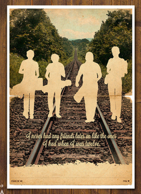 stand by me 12 poster